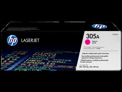 HP CE413A - Magenta
