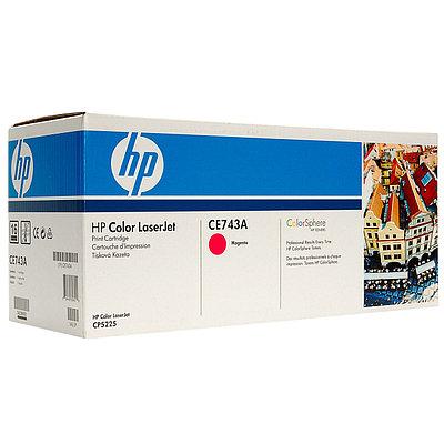 HP CE743A - Magenta