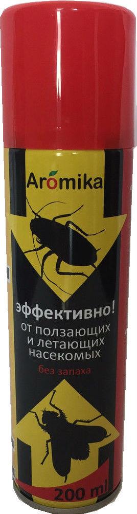 ДИХЛОФОС 200мл АРОМИКА