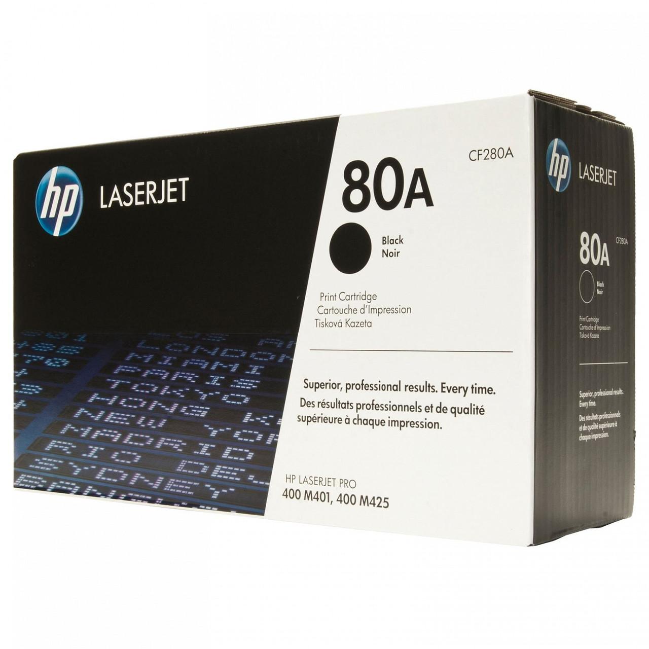 HP CF280A - Black