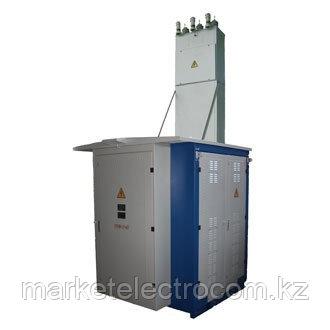 Трансформаторные подстанции КТПН 25-1000/10(6)