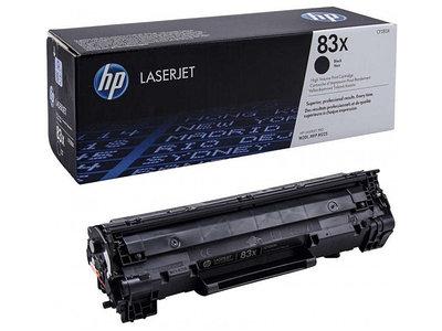HP CF283X - Black