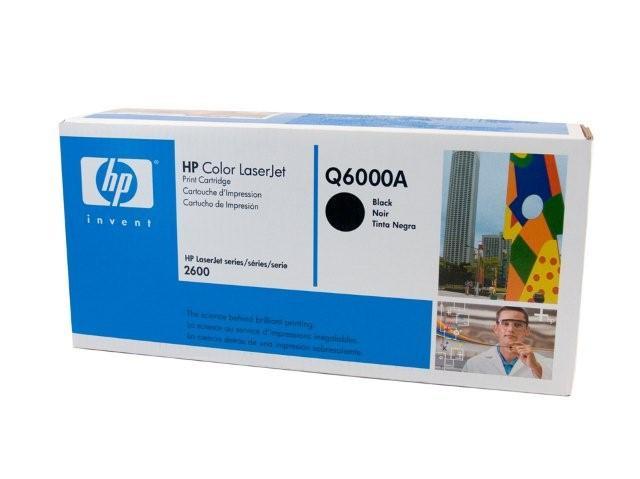 HP Q6000A - Black