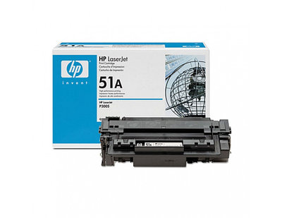 HP Q7551A - Black