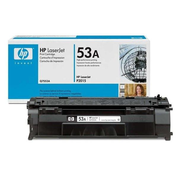 HP Q7553A - Black