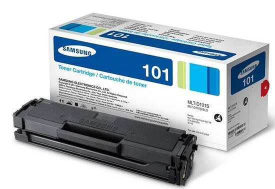 Тонер-картридж Samsung MLT-D101S - Black