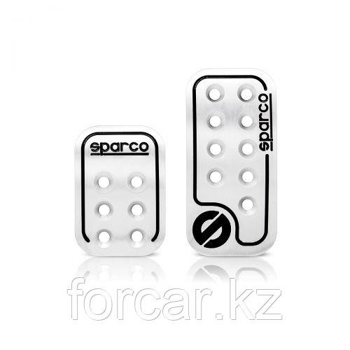 Накладки на педали SPARCO Racing Style
