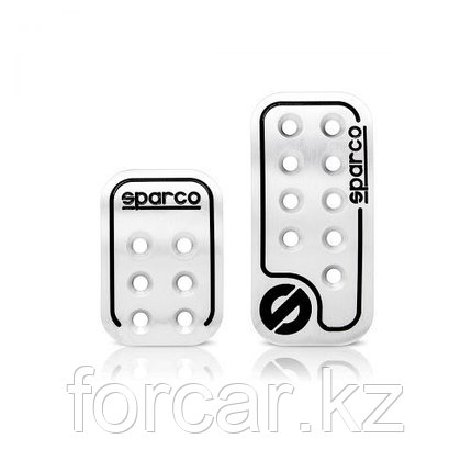 Накладки на педали SPARCO Racing Style, фото 2