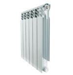Радиатор отопления алюминиевый Ogint Delta Plus 500/80