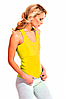 Майка для похудения «BODY SHAPER», (жёлтый), размер S-XXXXL