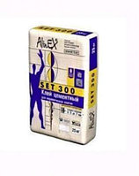 """Плиточный Клей """"Alinex SET 300"""" 25 кг"""