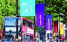 Рекламное оформление крупных мероприятий, Олимпийские игры Лондон 2012, фото 3