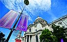 Рекламное оформление крупных мероприятий, Олимпийские игры Лондон 2012, фото 5