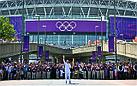 Рекламное оформление крупных мероприятий, Олимпийские игры Лондон 2012, фото 6