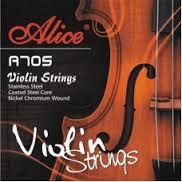 Скрипичные струны Alice A705