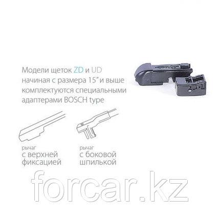 Зимняя щётка стеклоочистителя Autoprofi ZD, фото 2