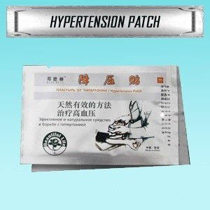 Пластырь от гипертонии Hypertension Patch (Bang De Li)