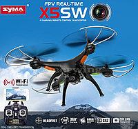 Квадрокоптер syma x5sw, фото 1