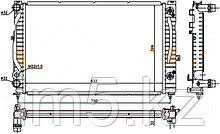 Радиатор AUDI A4/S4 94-98