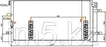 Радиатор кондиционера AUDI A5/S5 07-