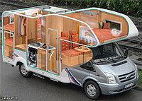 Ремонт автодомов - домов на колесах