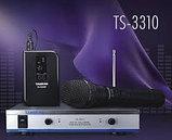 Радиомикрофон  Takstar TS-3310HH (гарнитура головной петличка), фото 3