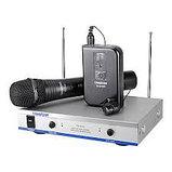 Радиомикрофон  Takstar TS-3310HH (гарнитура головной петличка), фото 2