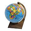 Глобус политический 21см на треугольной подставке