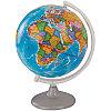 Глобус политический 25см на круглой подставке