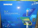 Радиомикрофон Shure SLX 24 Beta 58, фото 4