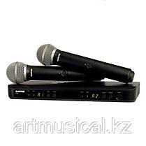 Радиомикрофон Shure BLX288/PG58 (двойной)