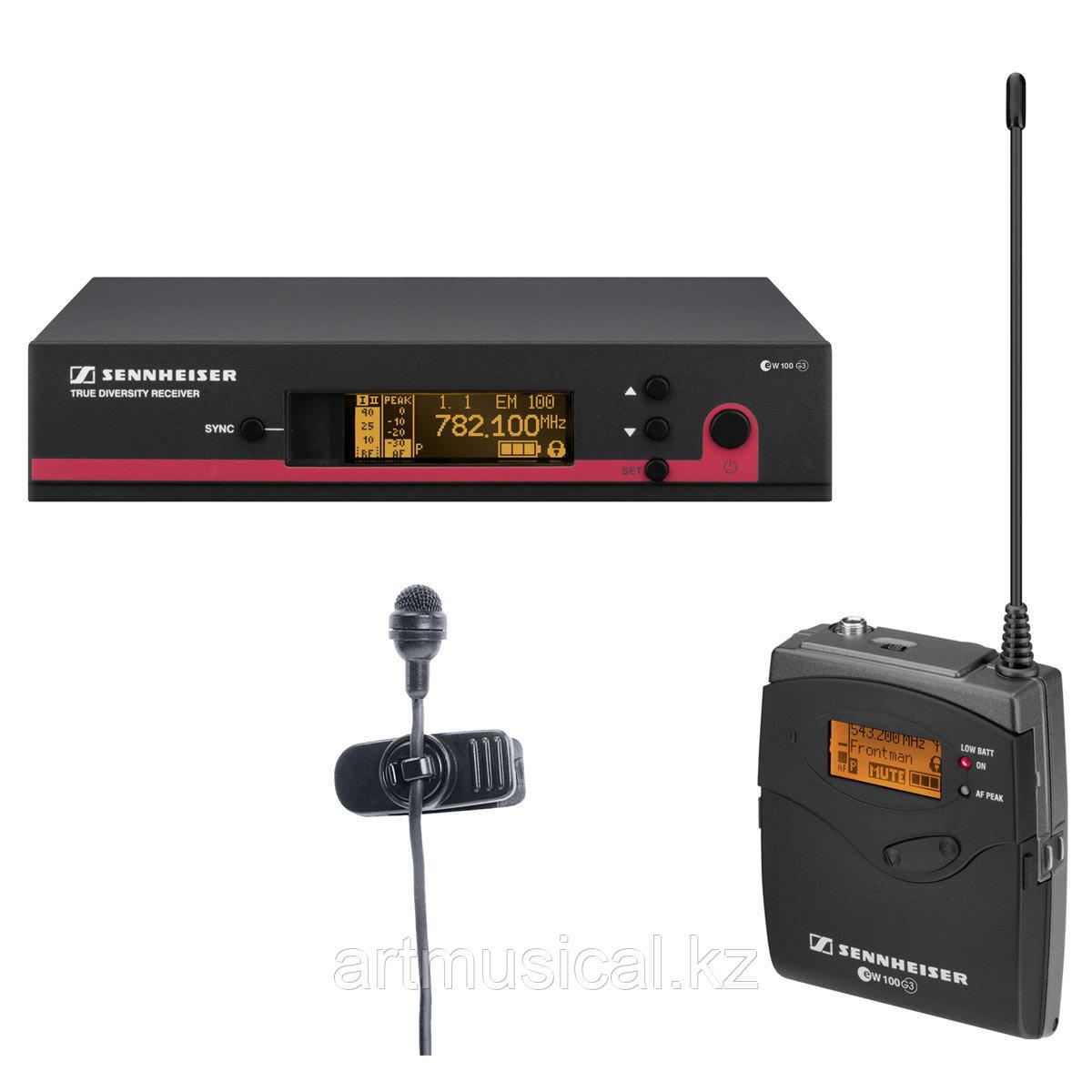 Микрофон Sennheizer 122 G3(петличный)