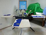 Оборудование для шелкографии, станок, засветка, расходные материалы. Новое, на заказ и в наличии. Обучение., фото 2