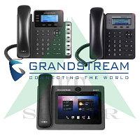 IP телефоны Grandstream - Весь модельный ряд от компании IT Spectr