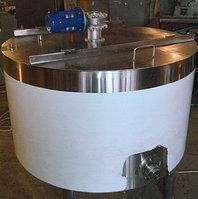 Сыродельная ванна на 500 литров