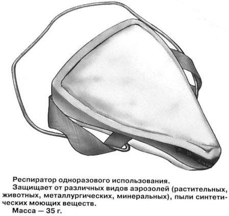 РЕСПИРАТОР КАМА, фото 2
