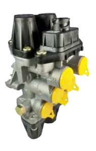 4-х контурный защитный клапан на / для MERCEDES, МЕРСЕДЕС, ACTROS, АКТРОС, ATEGO, АТЕГО, 5M 5800.06.02.1