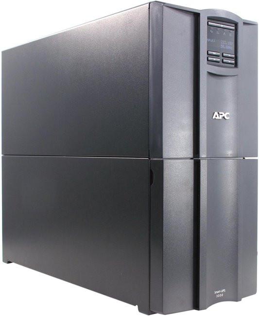 APC SMT3000I Источник бесперебойного питания  Smart-UPS 3000VA/2700 Ватт,  LCD 230V