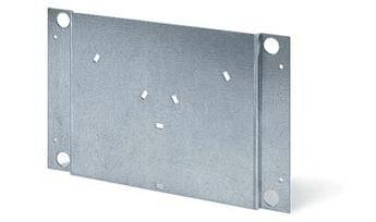 Монтажная плата для оболочек типа M400 и M550 с возможностью крепления трансформатора