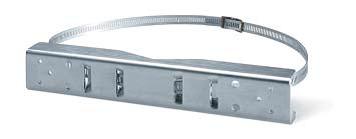 Комплект для крепления на стоб корпусов MBOX2