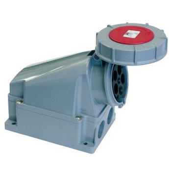 Розетка наружной установки IP67 125 A 3P+E 400V