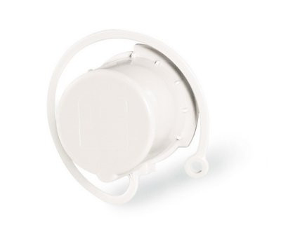 Защитная крышка для кабельных или стационарных вилок на 16 Амп, 3P+N+E, IP67