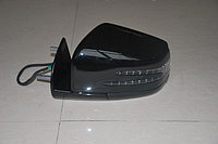 Рестайлинговые зеркала на Mercedes Benz ML 164, фото 1