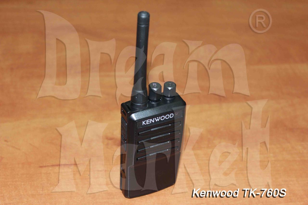 Kenwood TK-760S, 400-520МГц, 16 каналов, 3800мАч, гарантия 6 месяцев