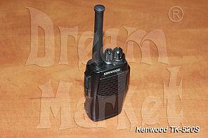 Рация Kenwood TK-520S, 400-470 МГц, 16 каналов, аккумулятор 2500 мАч