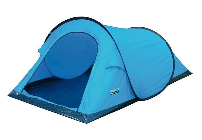 Палатка HIGH PEAK Мод. CAMPO 2 (2-x местн.)(220x120x90см)(1,50кГ)(нагрузка: 1.000мм) R89006