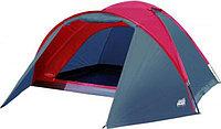Палатка HIGH PEAK Мод. ONTARIO 3 (3-x местн.)(205+100x180x120см)(3,00кГ) (нагрузка: 1.000мм) R 89055