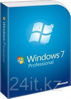 Microsoft Windows 7 Professional, 32-bit/64-bit, DVD