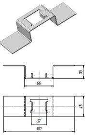 Скоба (для крепл стоек К1150 -К1155)