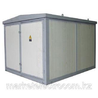 Трансформаторные подстанции 2КТПГ 100-1000 / 10(6) У1
